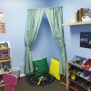 Our Playroom - Dr. Kinsler - Dr. Kinsler and Associates - Kinsler Psychology Tampa Psychologist